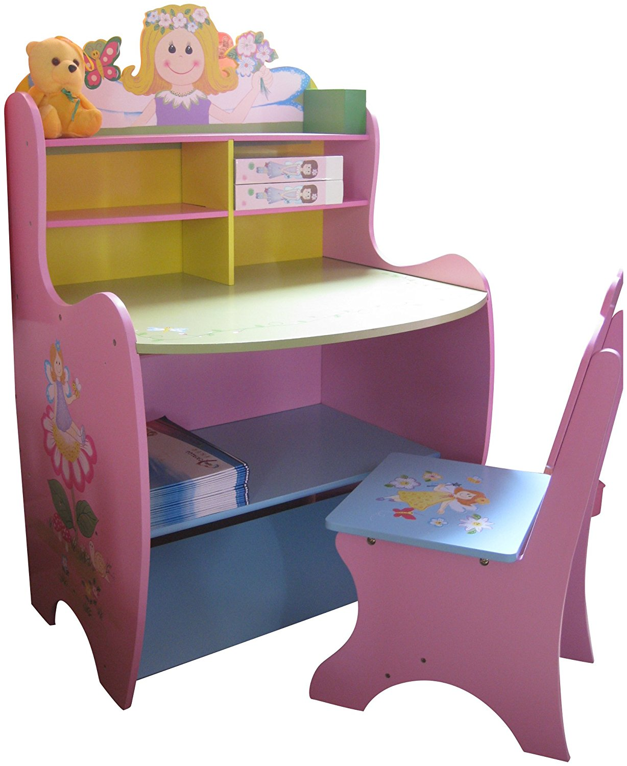 children writing desk