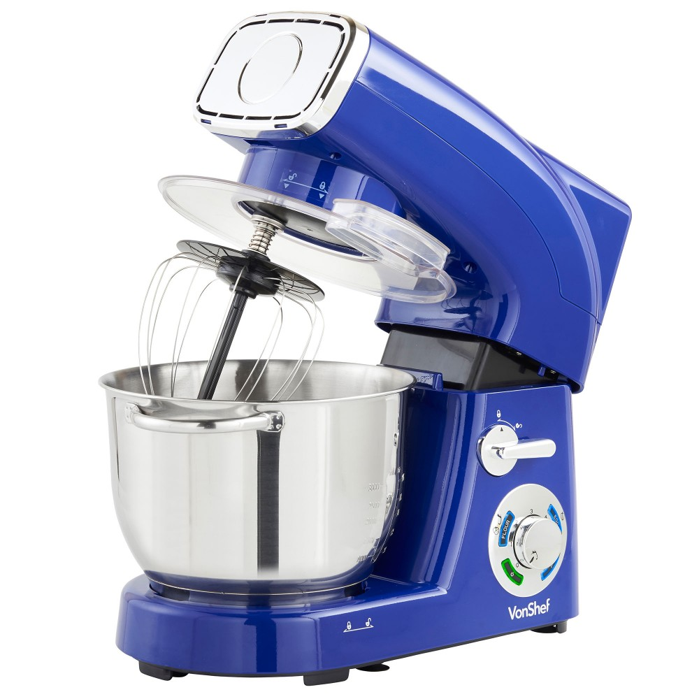 Electric Food Mixers ~ Vonshef stand food mixer electric cake processor machine