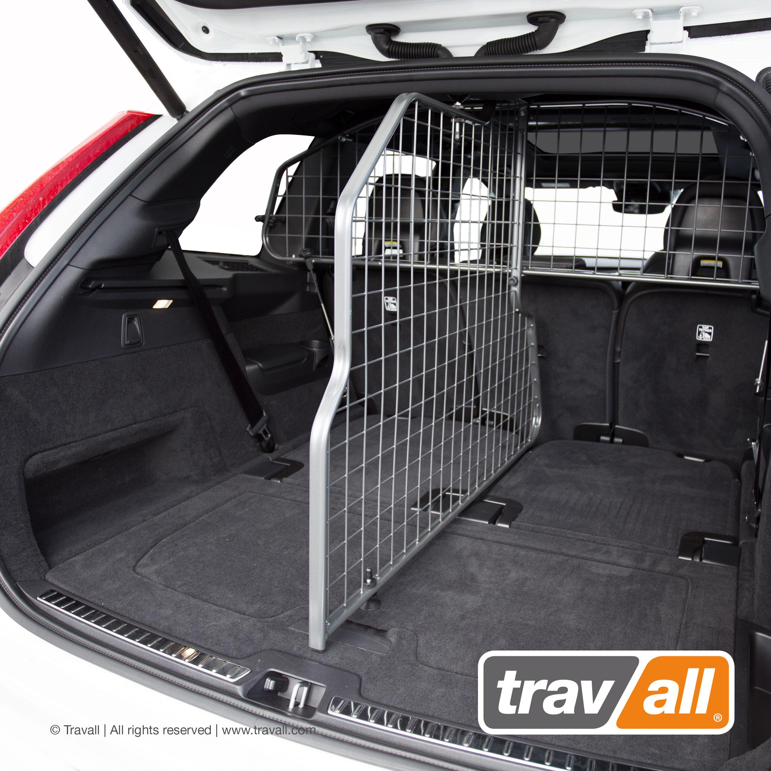 Volvo Xc90 Hybrid Boot Space: GENUINE TRAVALL DOG GUARD DIVIDER VOLVO XC90 (2015