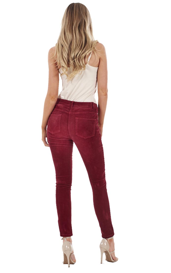 Free shipping and returns on Women's Corduroy Skinny Pants at it24-ieop.gq