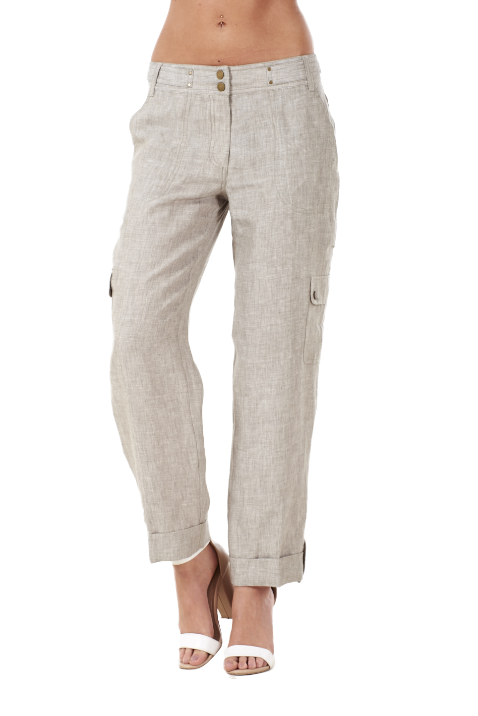 Find great deals on eBay for ladies smart linen trousers. Shop with confidence.