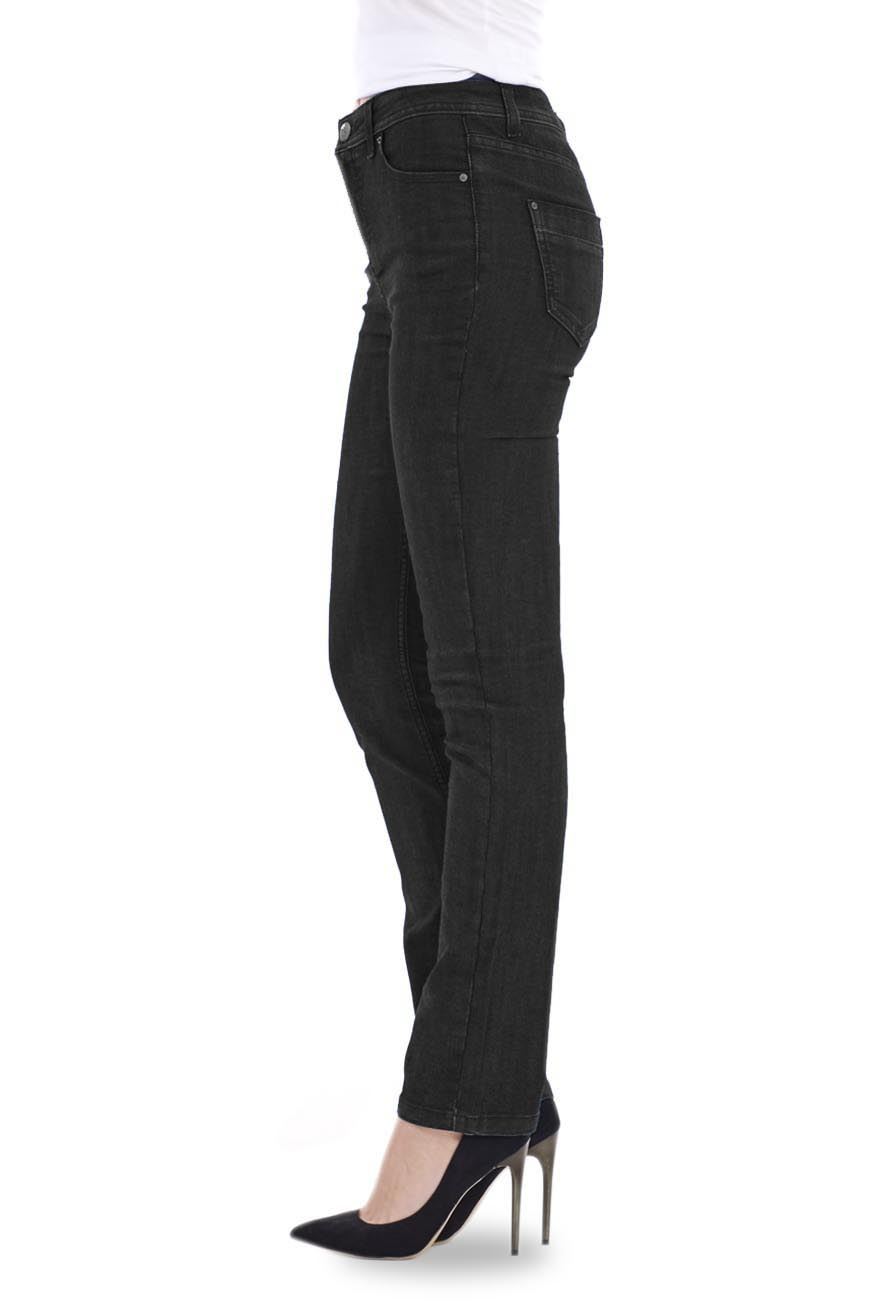 Free shipping and returns on Women's Black Straight-Leg Jeans at lindsayclewisirah.gq