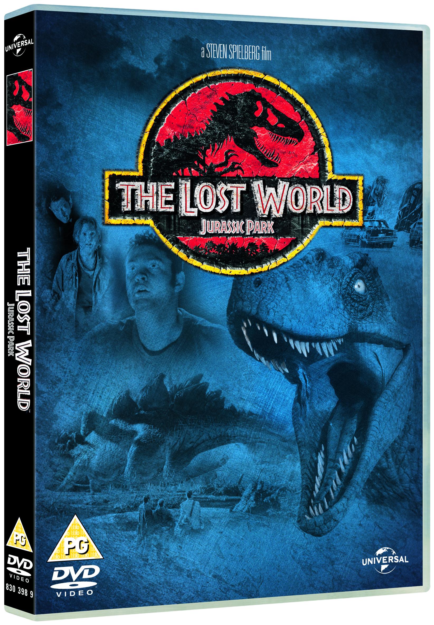 read jurassic park the lost world online