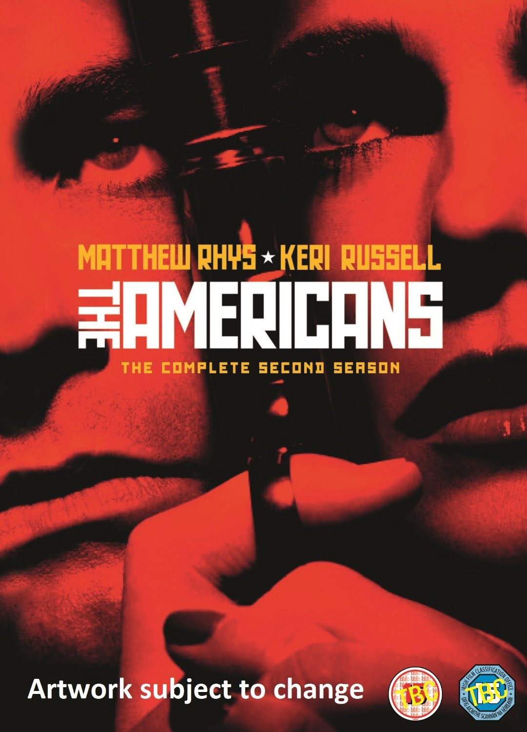 Details about the americans season 2 dvd tv series
