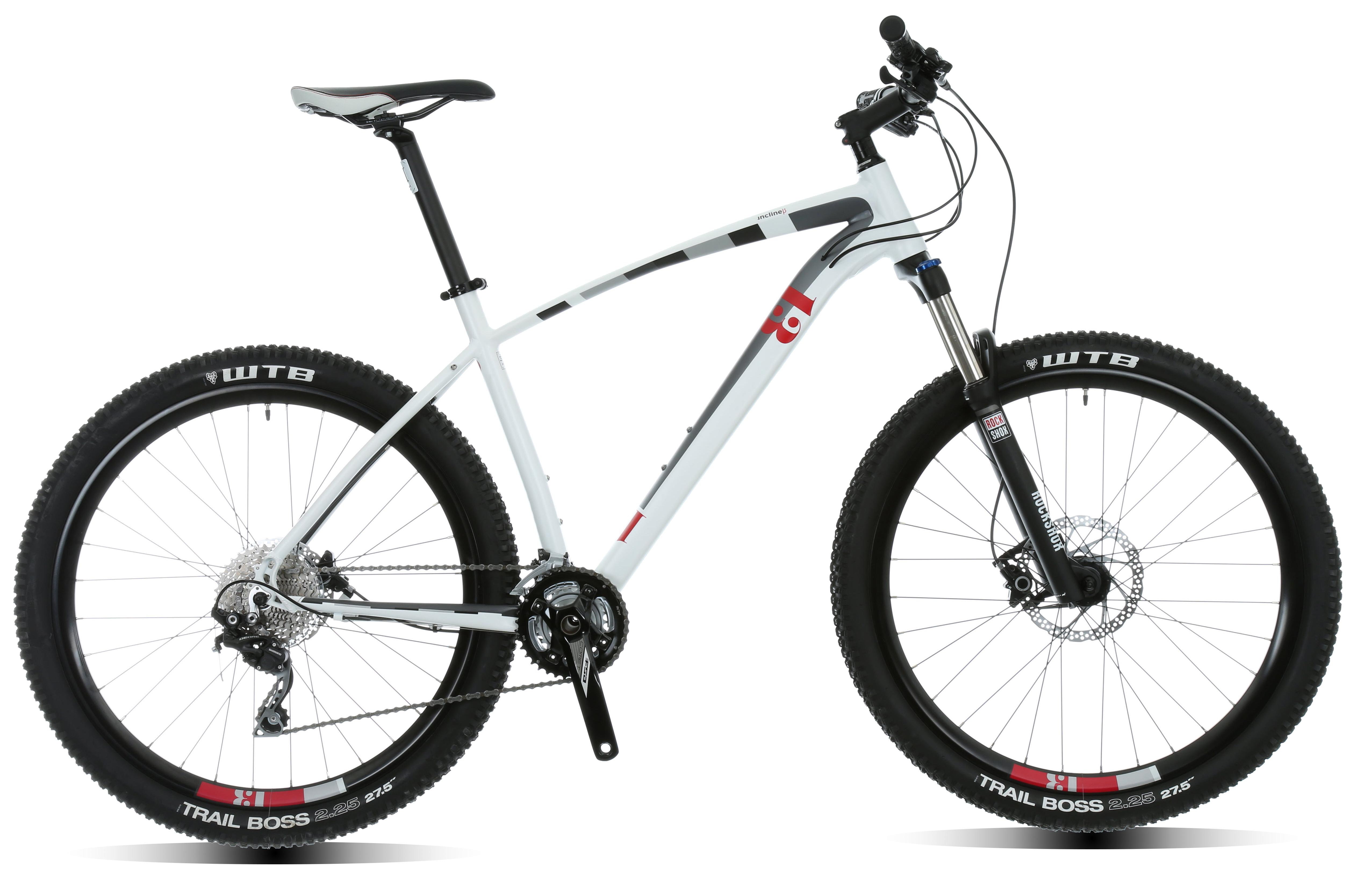 "13 Incline Beta Mountain Bike 2015 27.5"" Inch Wheels 20 ..."