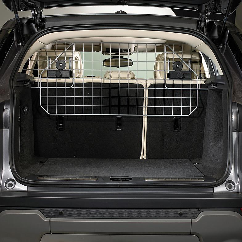 Halfords universal mesh headrest dog pet guard car