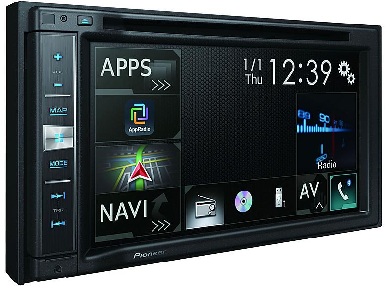 pioneer avic f970bt car stereo with apple carplay cd dvd. Black Bedroom Furniture Sets. Home Design Ideas
