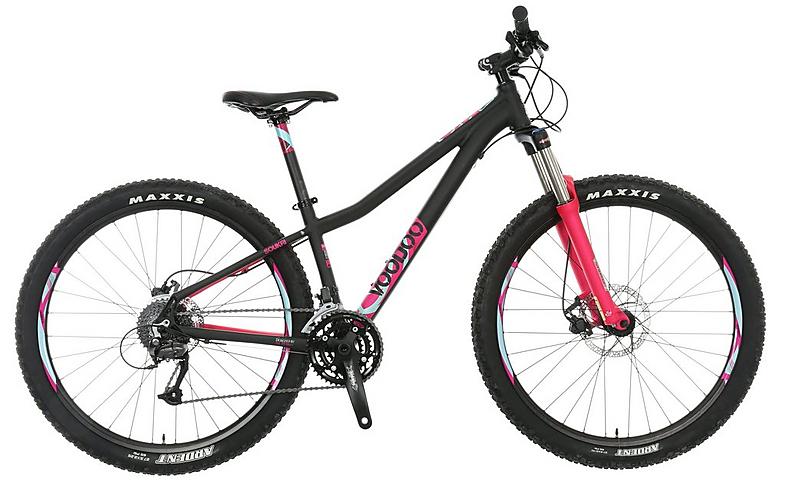Voodoo Soukri Womens Mtb Mountain Bike 27 5 Quot Inch Wheels