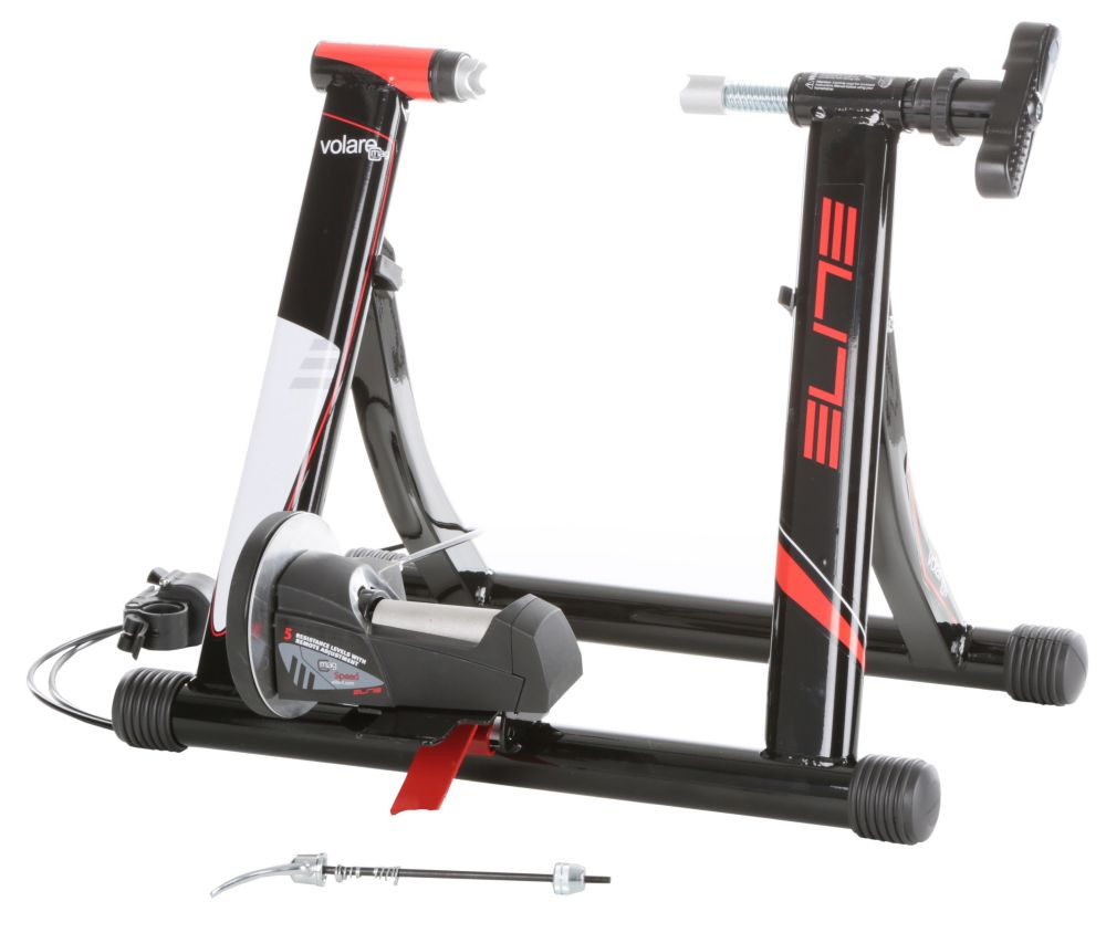 elite magnetic resistance bike cycle turbo trainer for. Black Bedroom Furniture Sets. Home Design Ideas