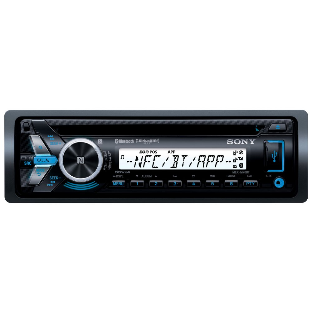 Car Audio System  Car Stereo  Sony IN
