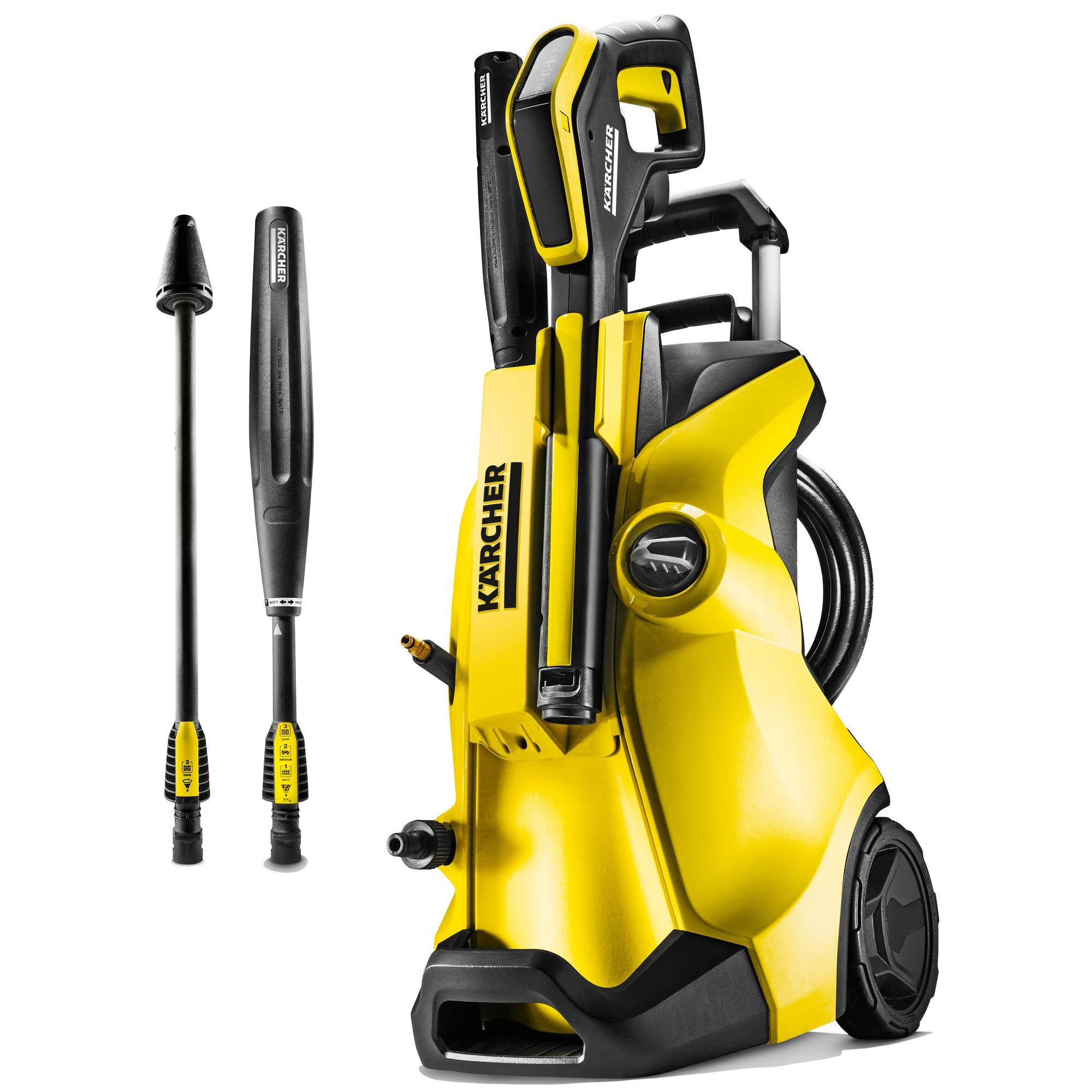 karcher k4 full control car bike patio garden home cleaner. Black Bedroom Furniture Sets. Home Design Ideas