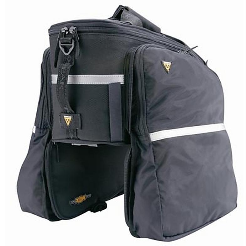 topeak mtx trunk bag exp 20l bike bicycle rear seat rack
