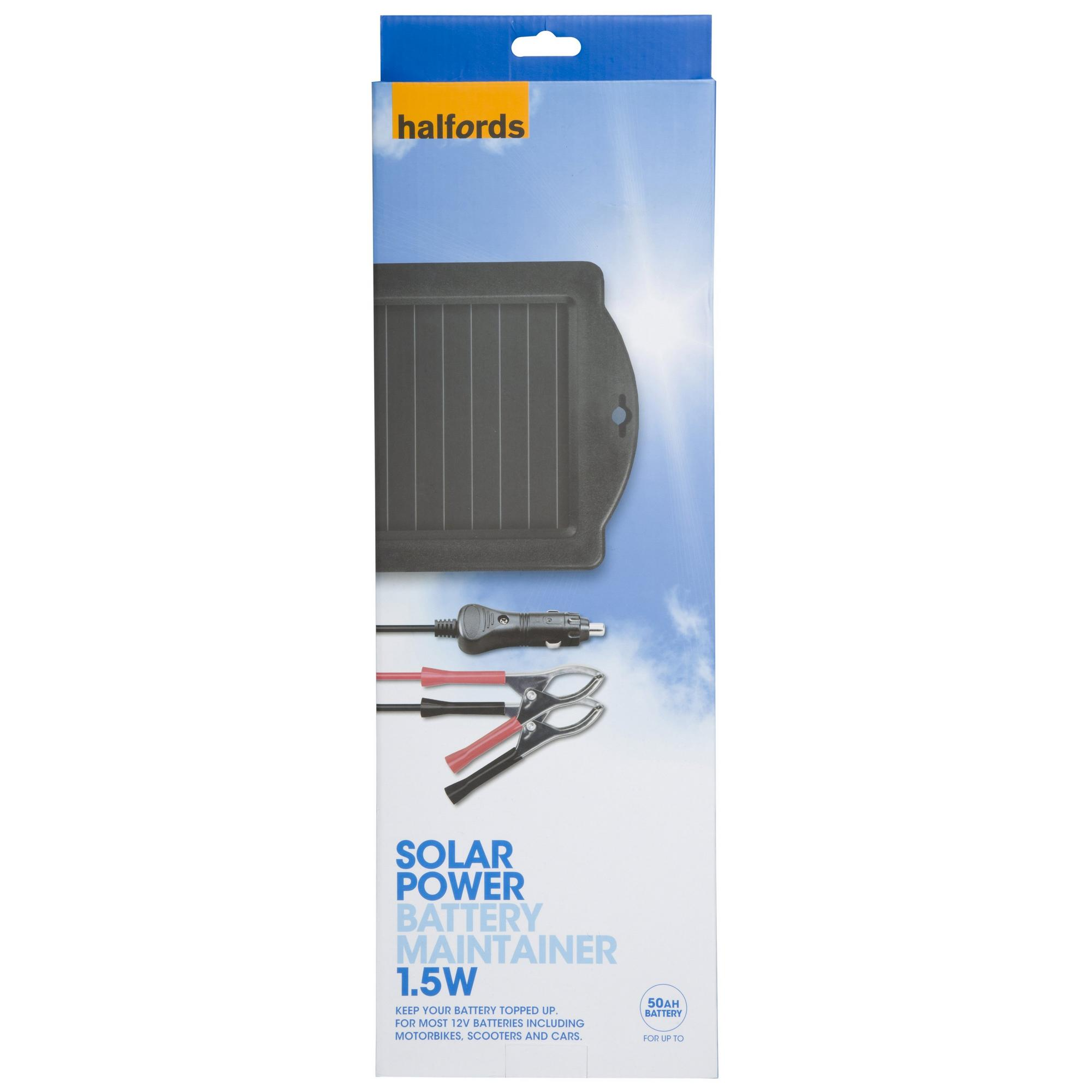 Halfords Car Battery Charger Not Charging