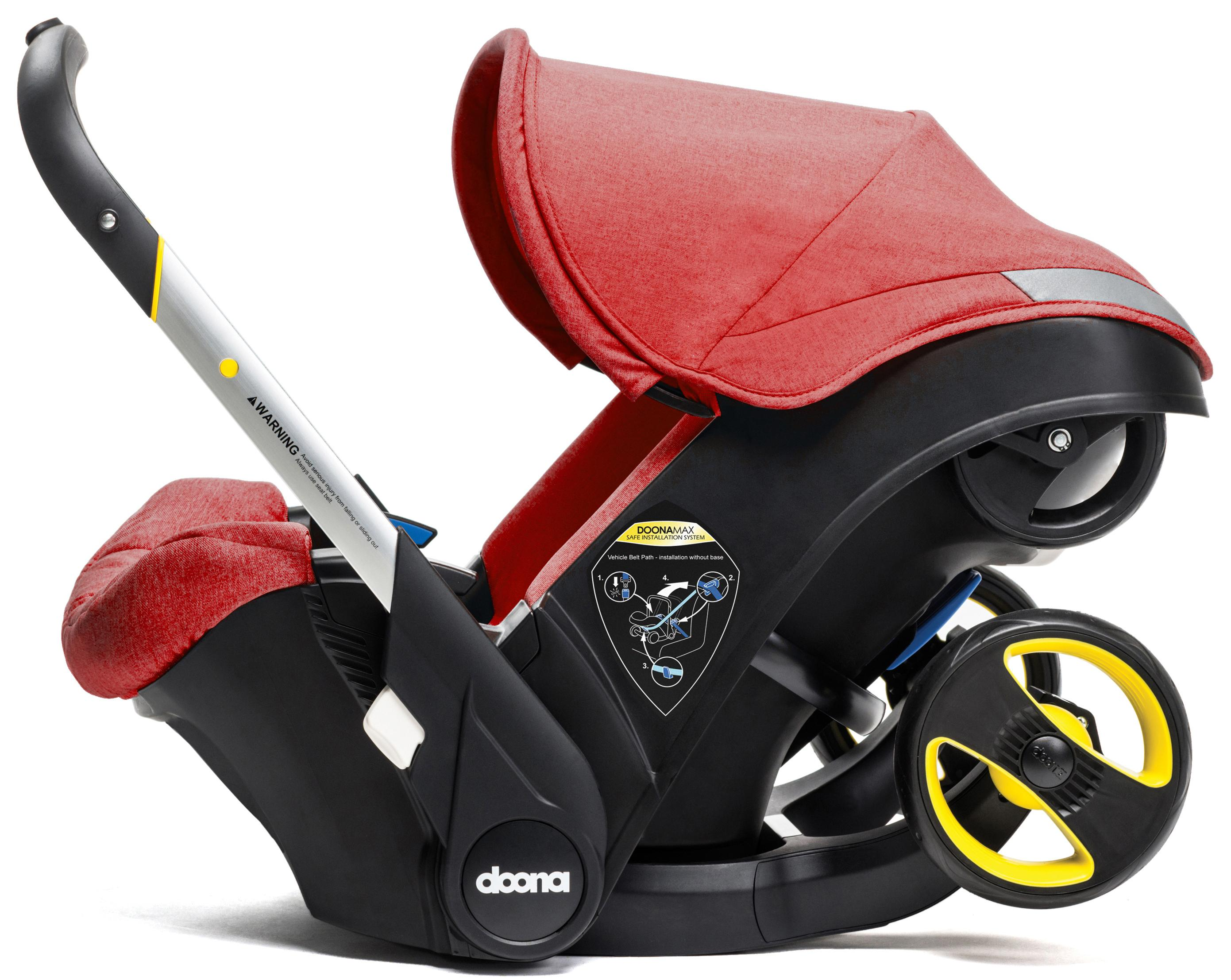 Infant Car Seat With Wheels