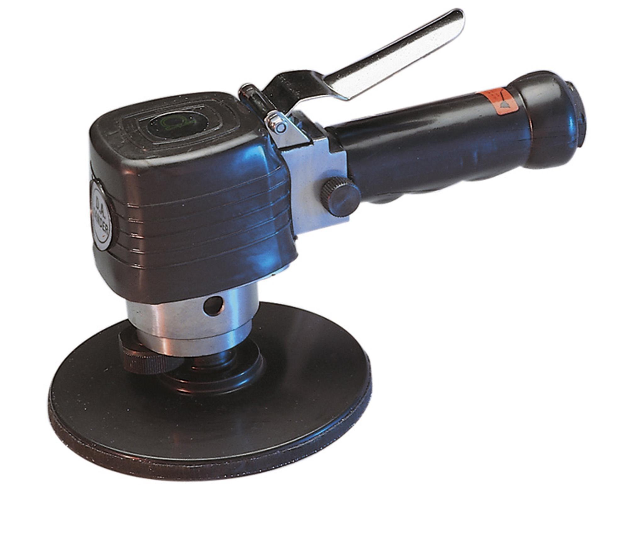Sip air sander quot pad dual action speed regulator psi