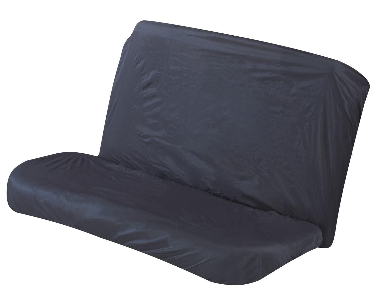 Halfords Car Seat Rear Protector Cover Water Resistant