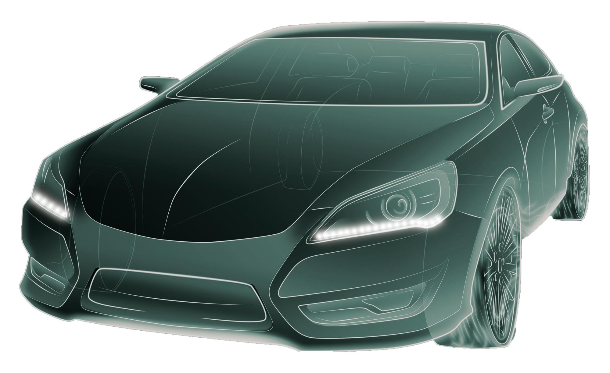 Prism Flexi Car Headlight DRL Daytime Running Styling