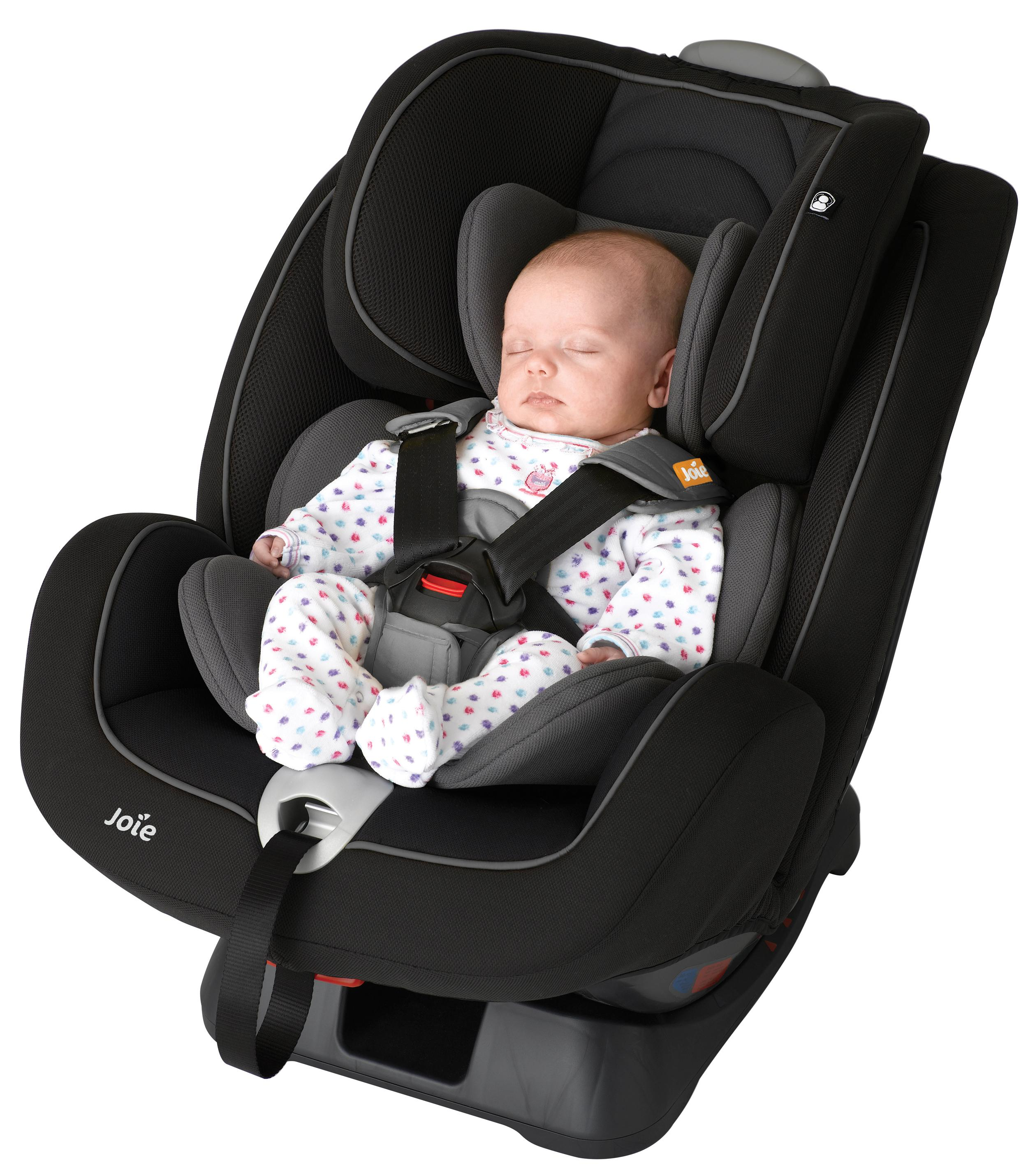 Joie Stages Twilight/Caviar Car Baby Child Safety Seat 0-7 ...