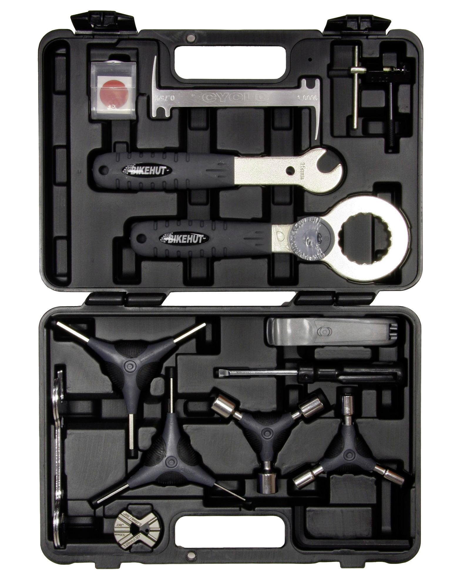 Essential Tools For Your Makeup Bag: Bikehut Essential Bike Bicycle Repair Tool Kit With