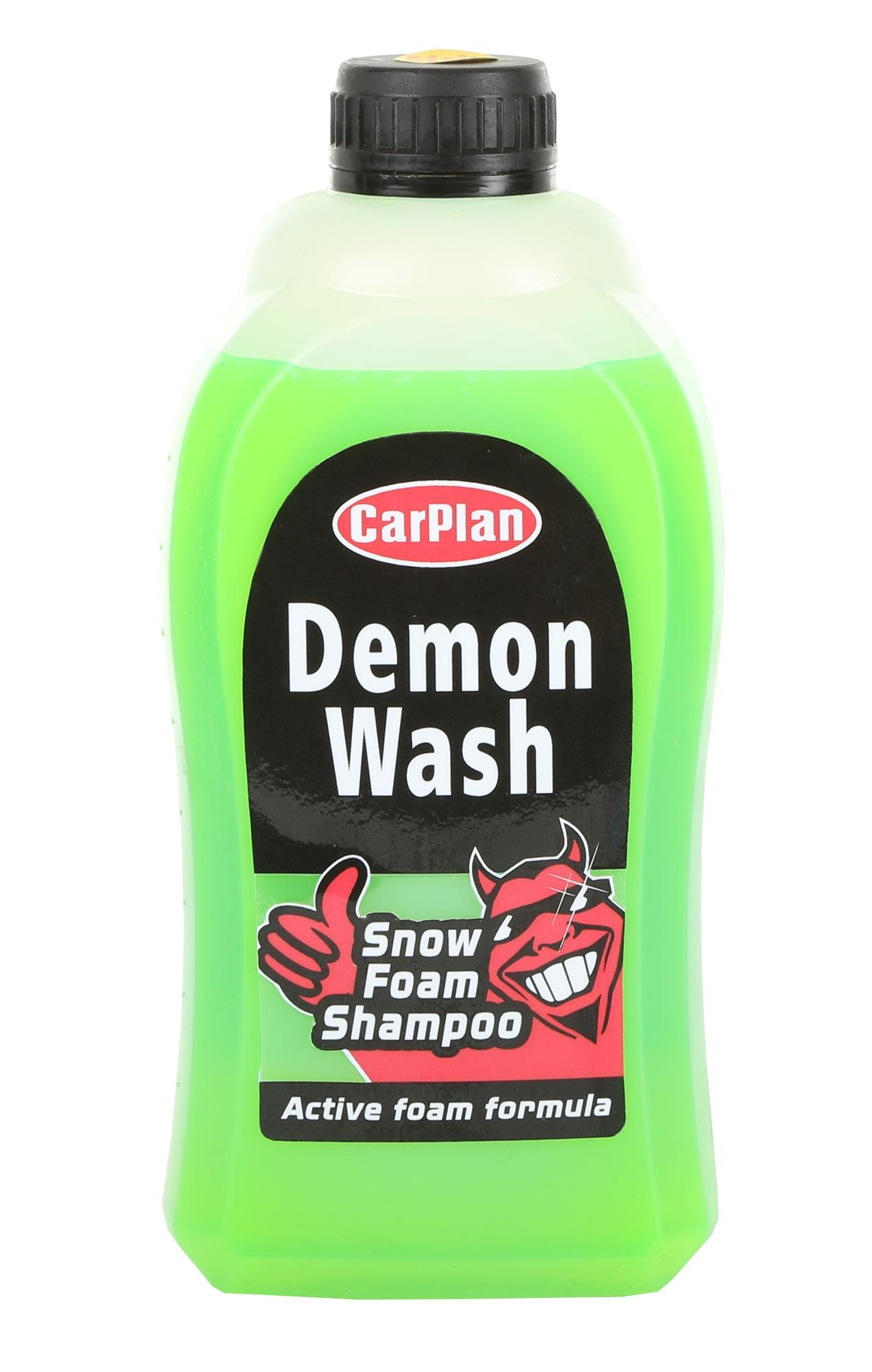 demon wash snow foam shampoo 1 litre bodywork shine. Black Bedroom Furniture Sets. Home Design Ideas