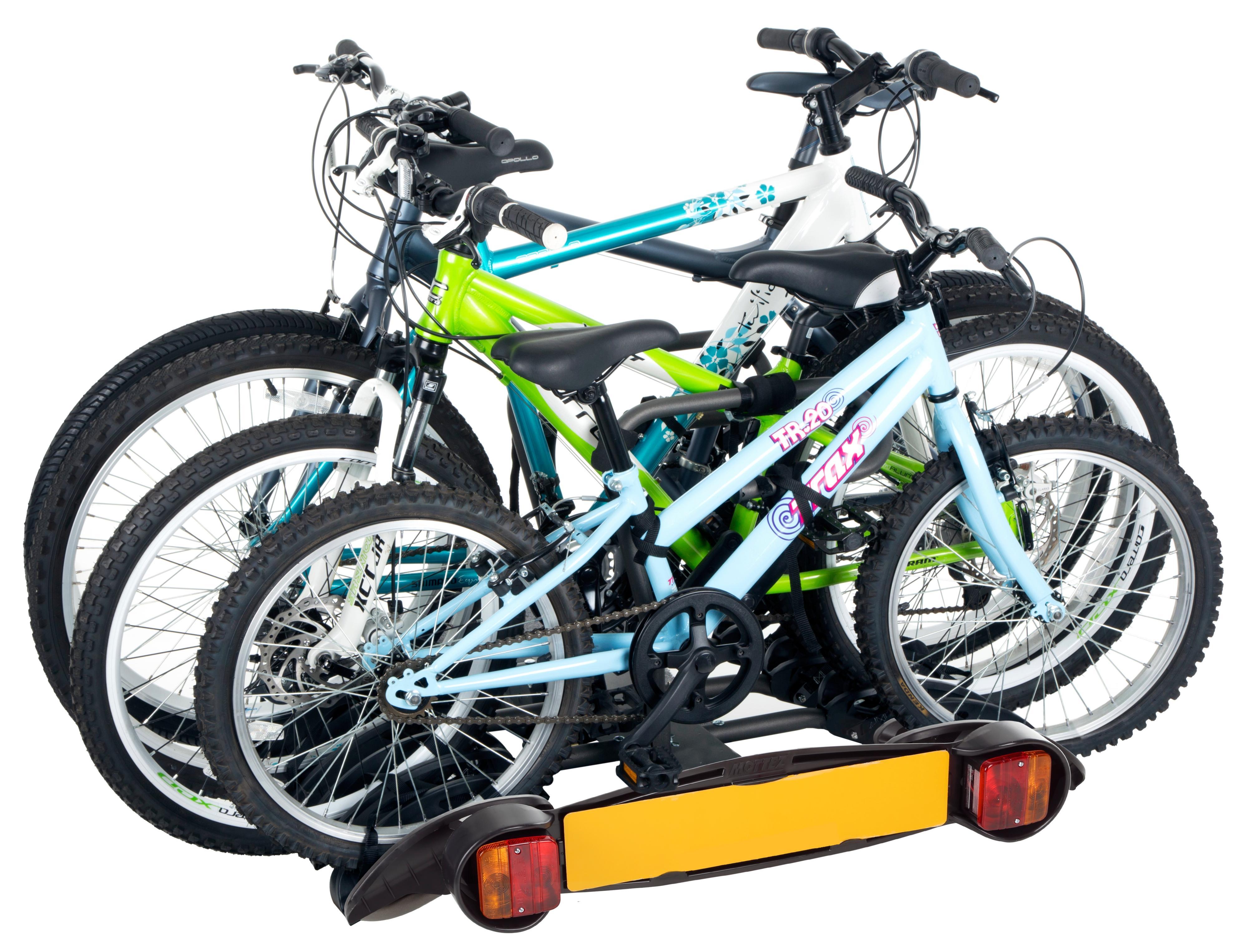 Exodus 4 Bike Platform Cycle Carrier Bicycle Holder Stand