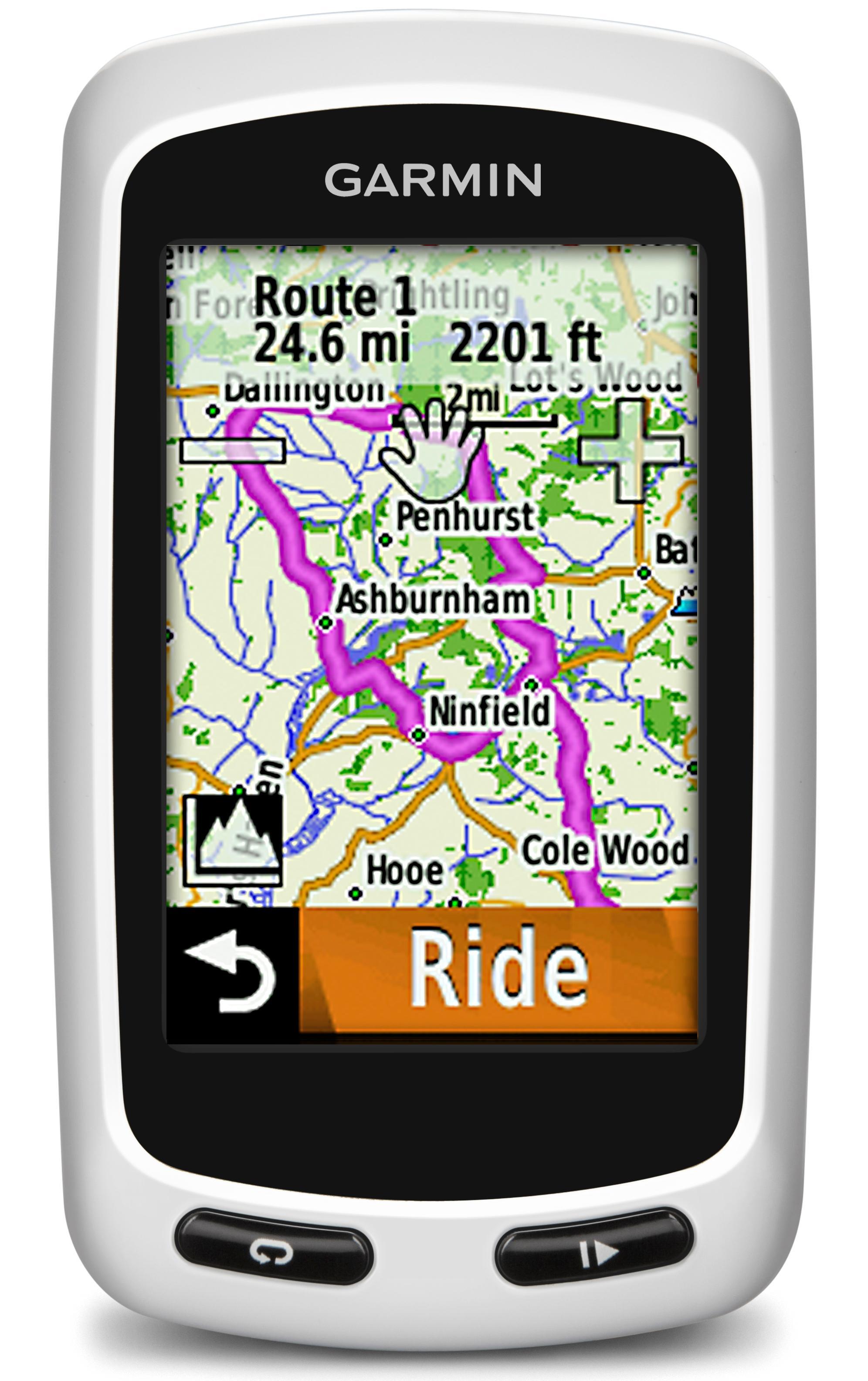Garmin Edge Touring Special Edition GPS Cycle / Bike ...