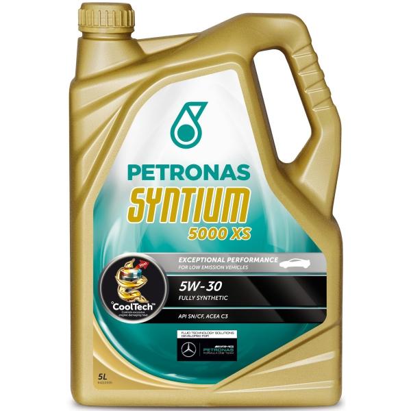 Petronas syntium xs fully synthetic engine motor oil sae for Fully synthetic motor oil