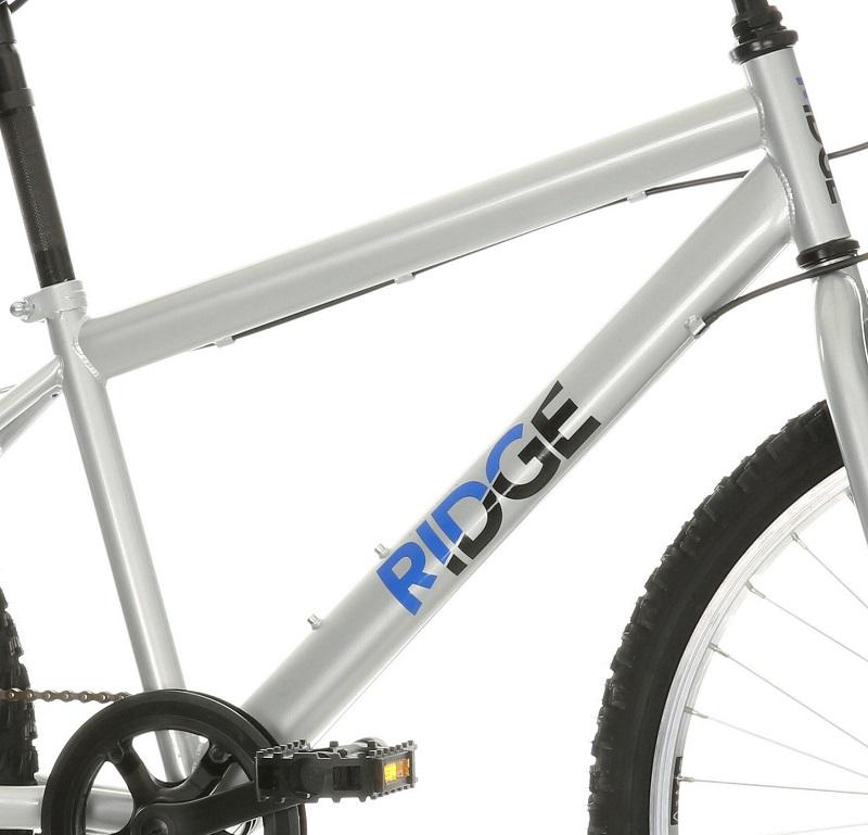 Ridge Unisex Kids Childs Steel Frame Rigid Mountain