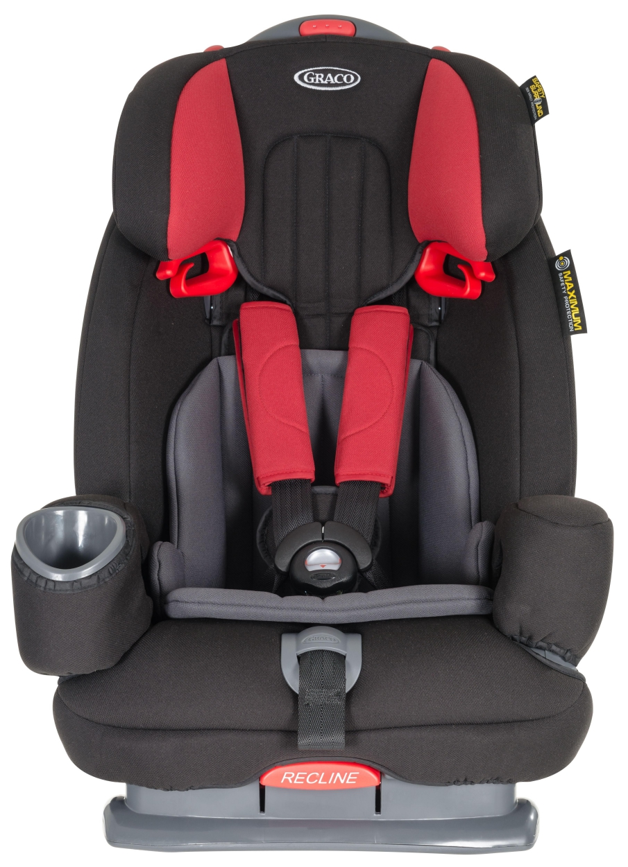 graco nautilus elite diablo child car seat black forward direction 9 36kg ebay. Black Bedroom Furniture Sets. Home Design Ideas