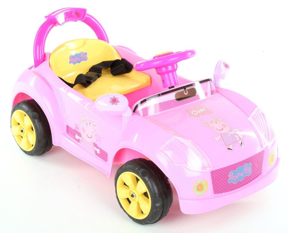 Peppa Pig Remote Control Car Batteries