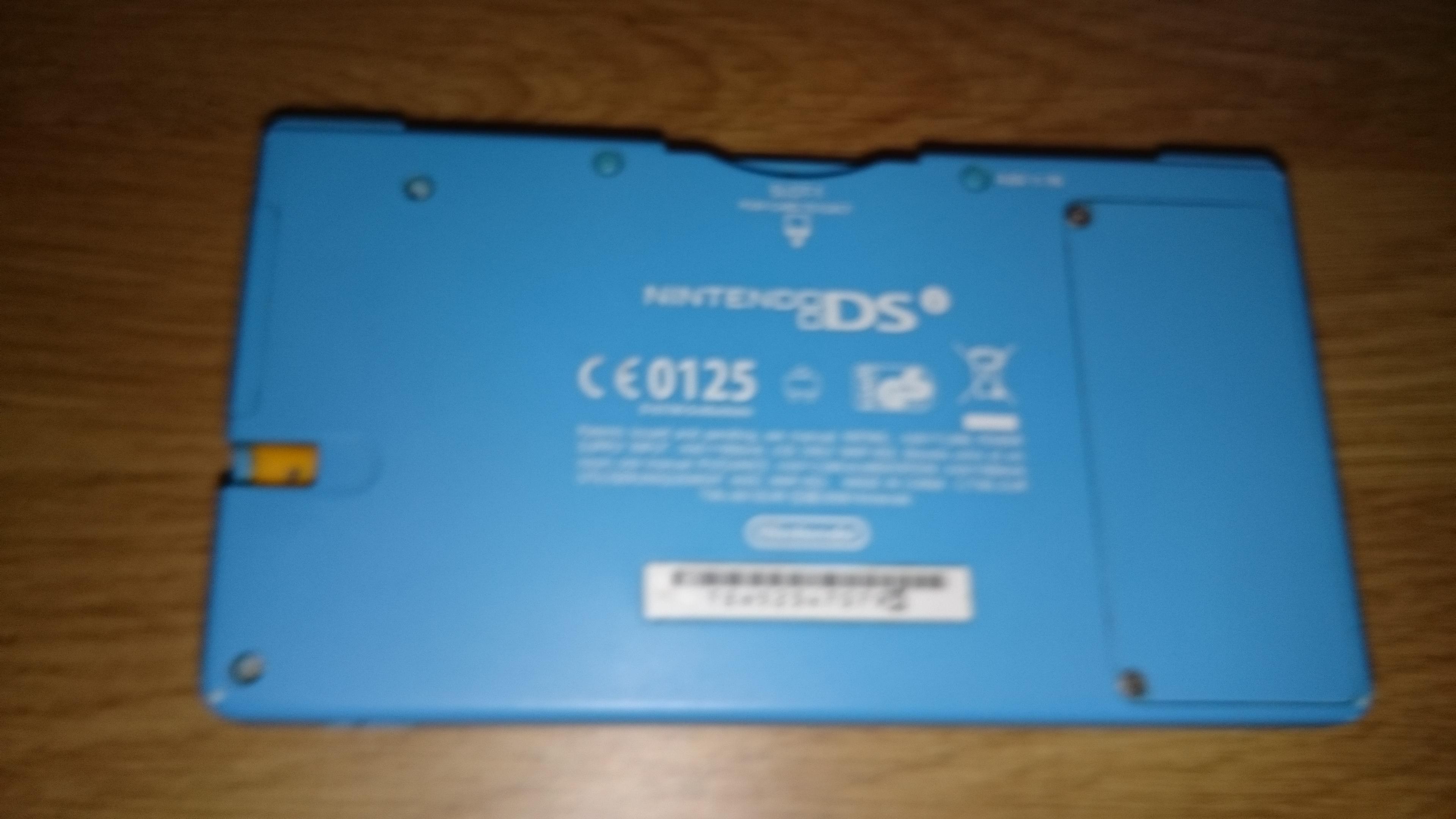 Nintendo DSi Light Blue Console | eBay