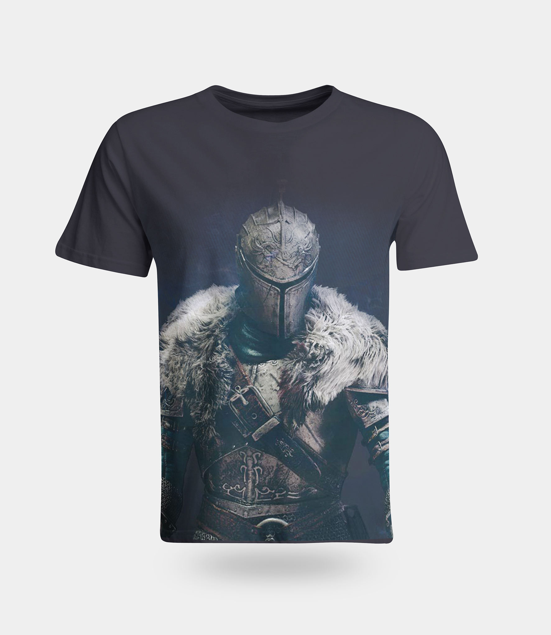Official Dark Souls III Knight T-Shirt | T-Shirts | Yellow ...