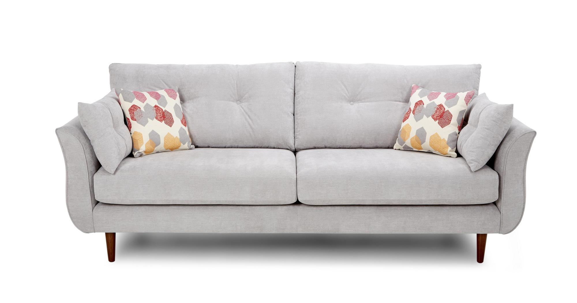 Dfs Bree Fabric 4 Seater Sofa 2 Seater Cuddler