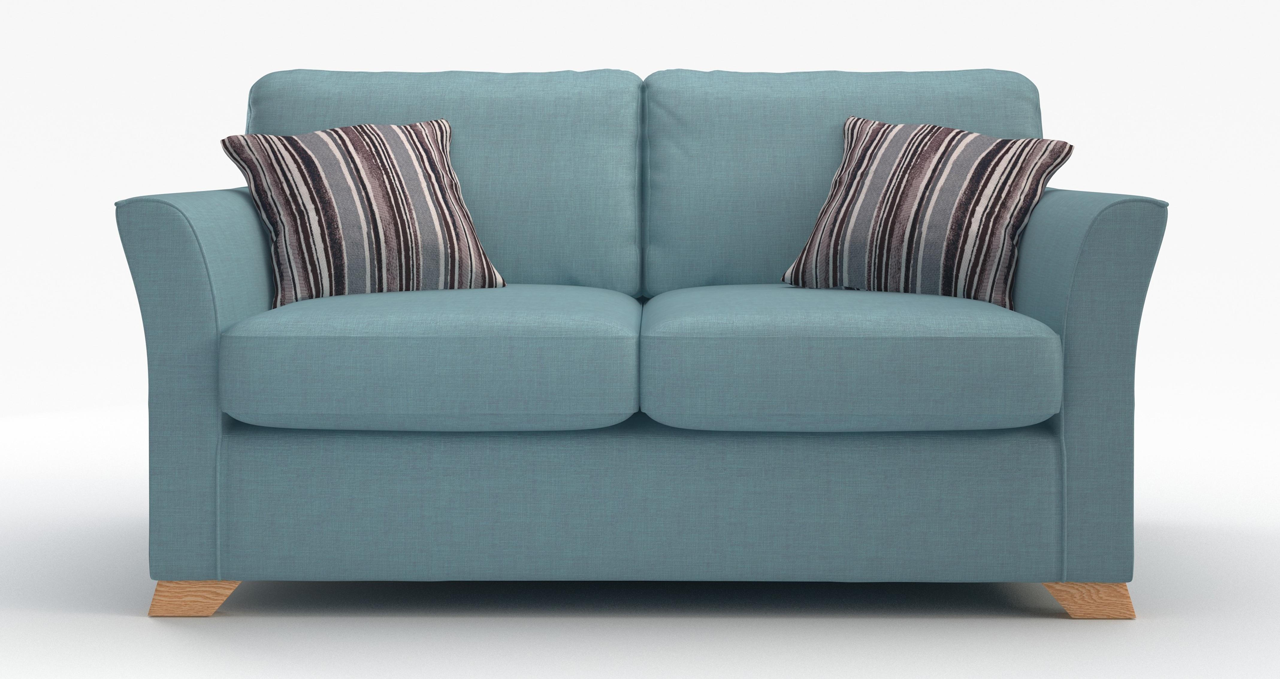 DFS Zuma Fabric Range - 3 Seater, 2 Str, Sofa Bed ...
