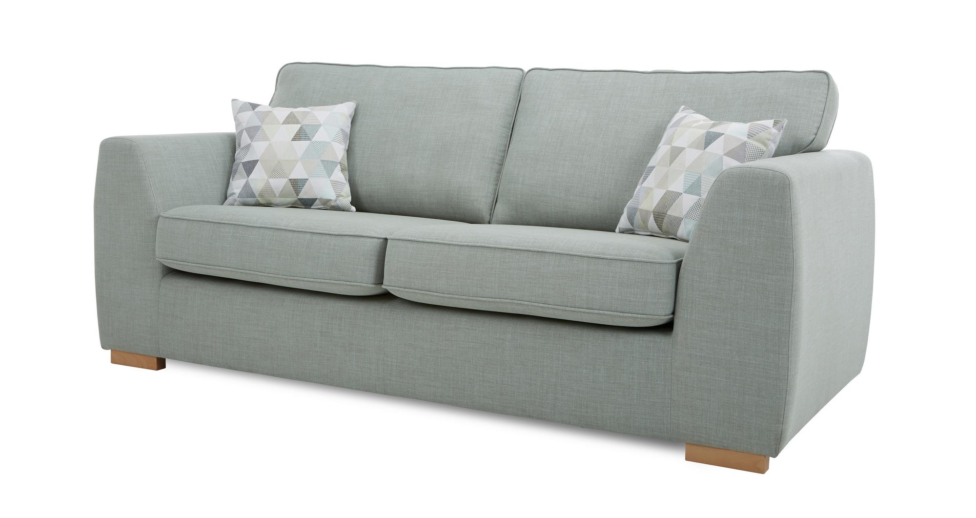 Dfs Vale Fabric 3 Seater 2 Seater Sofa Bed 2 X Chairs