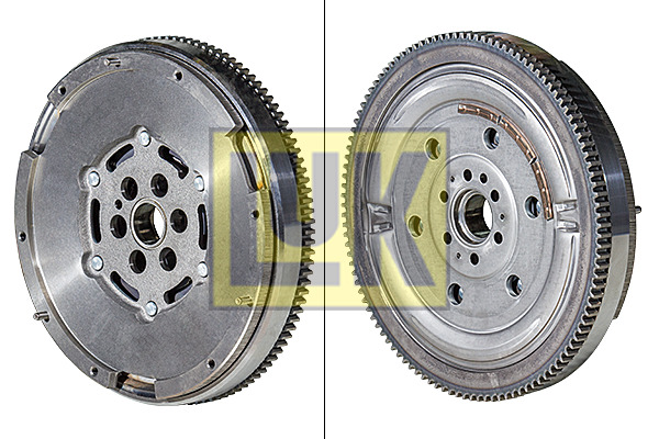 how to change ford focus dual mass flywheel