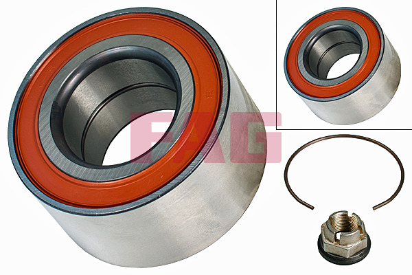 Renault Megane Scenic (97-99) FAG Wheel Bearing Kit 713630030