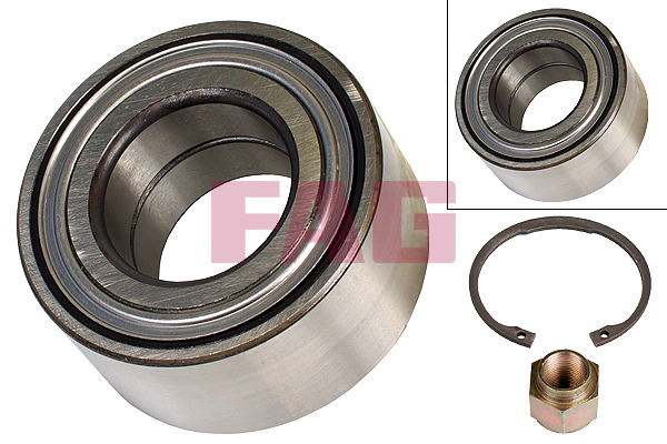 Citroën C3 Pluriel (03-) FAG Front Wheel Bearing Kit 713650060