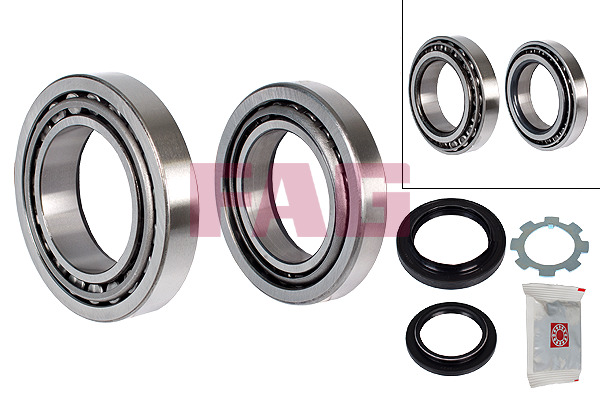 Ford Transit Platform (85-06) FAG Rear Wheel Bearing Kit 713678420