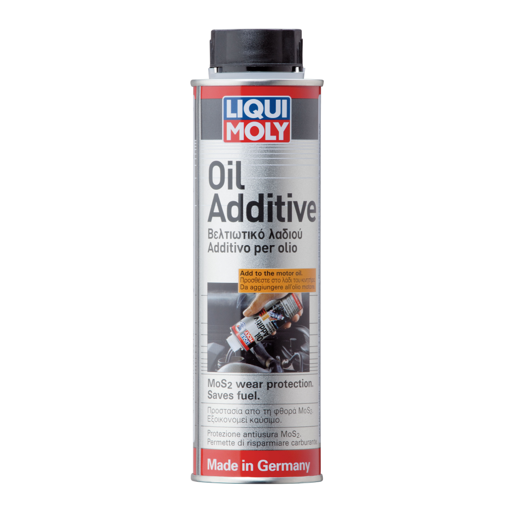 Liqui Moly Mos2 Engine Oil Additive Reduces Friction 2591