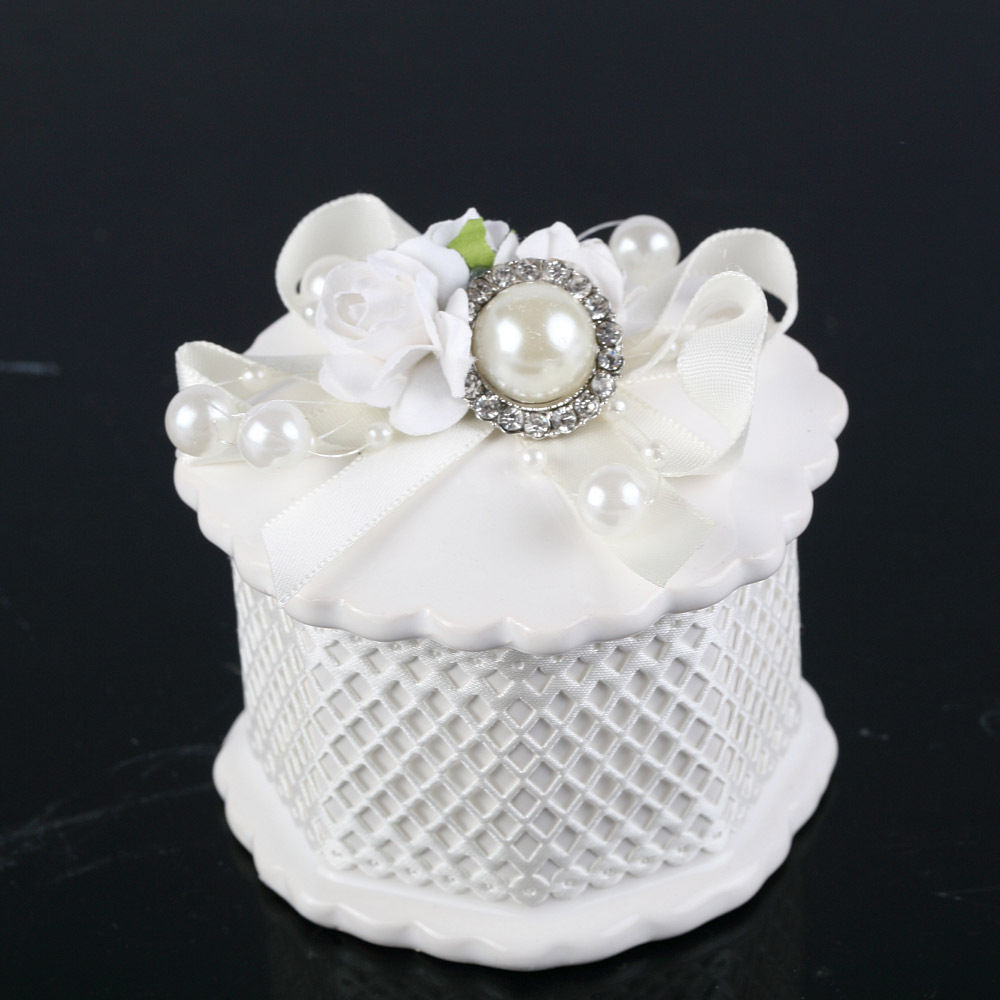 Wedding Gift Table Ideas: Beautiful CERAMIC Wedding Gift Sweet Party Favour Boxes