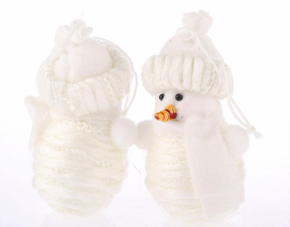Handmade snowman christmas xmas tree decorations ornament