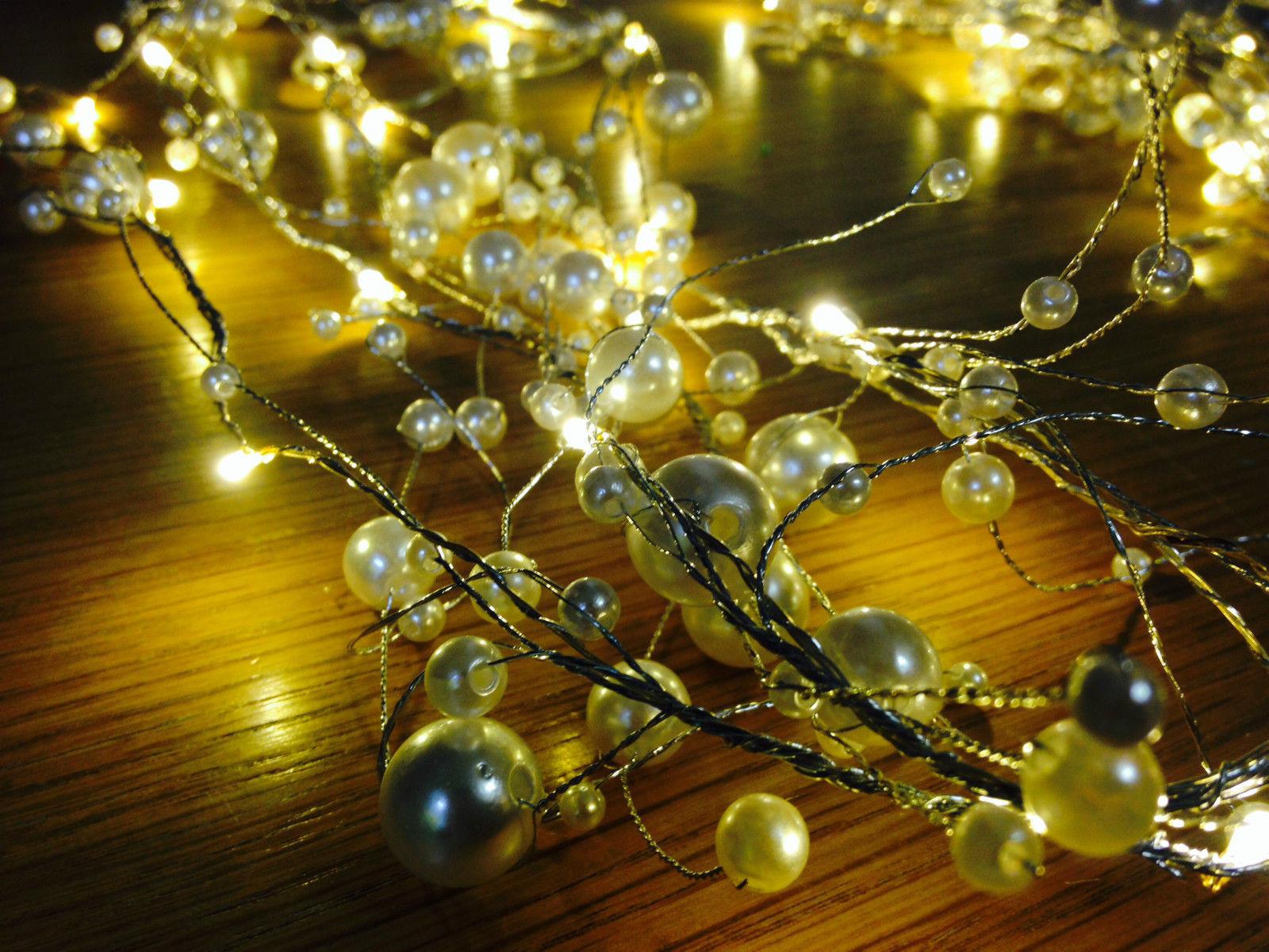 pearl christmas lights target