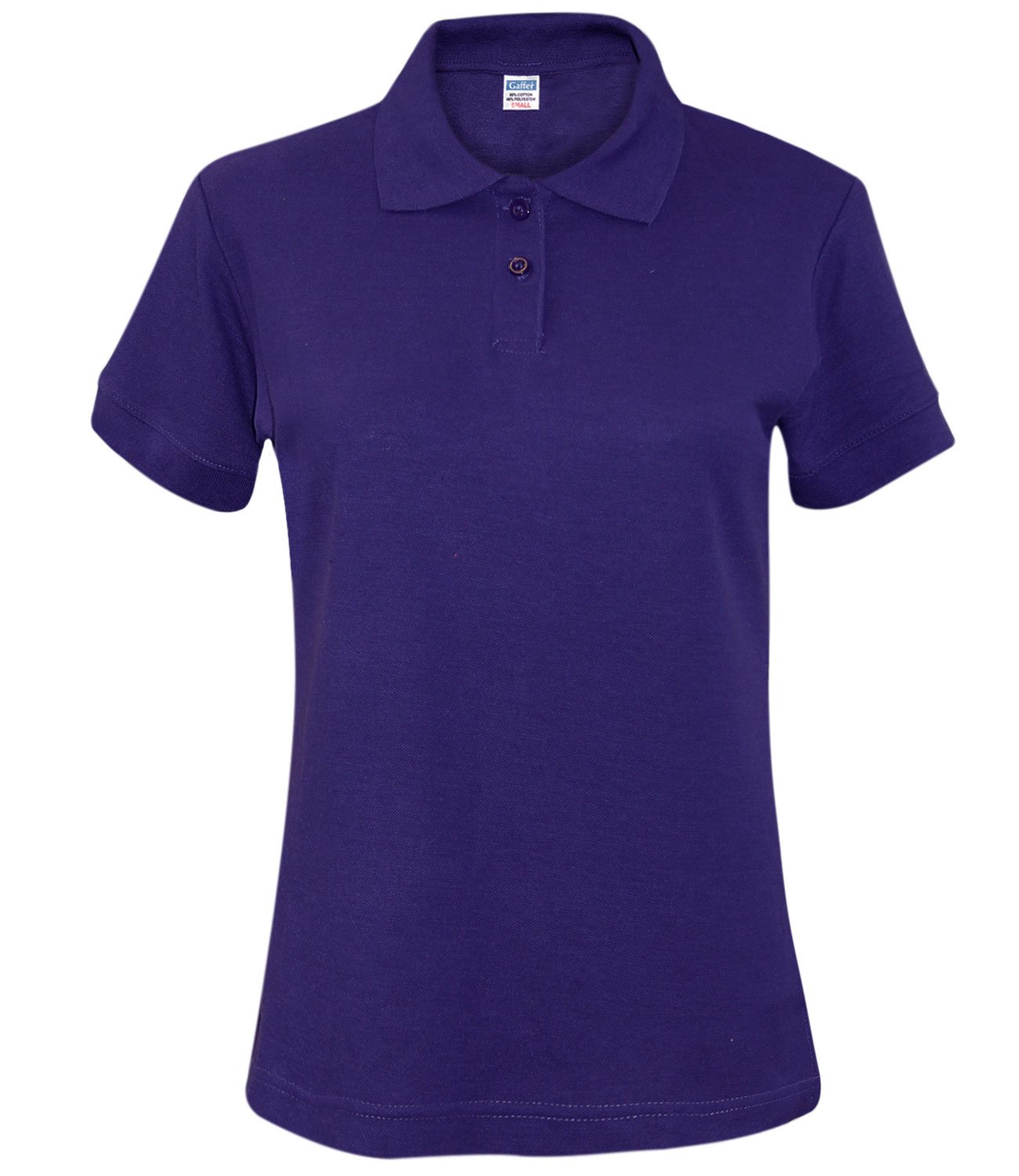 New Ladies Pique Polo Shirt Pk Tee Collar Neck Plus Sizes