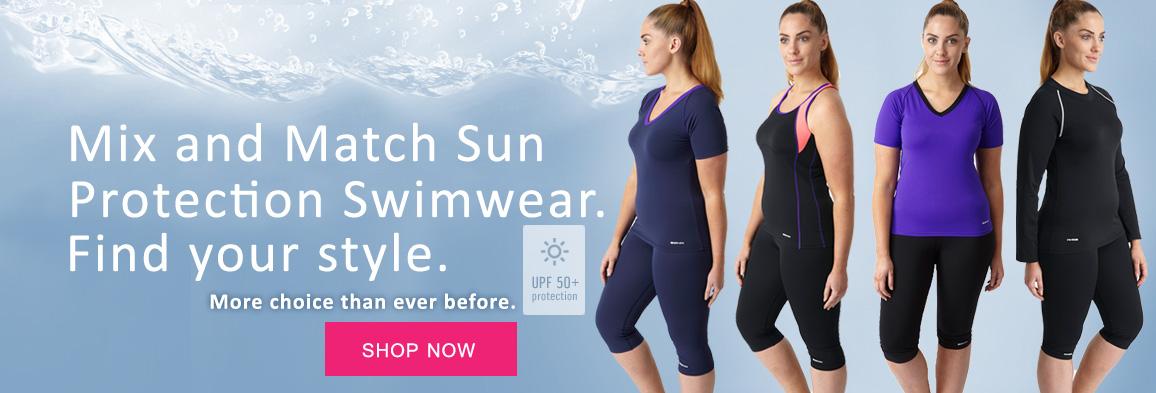 Mix & Match Swimwear