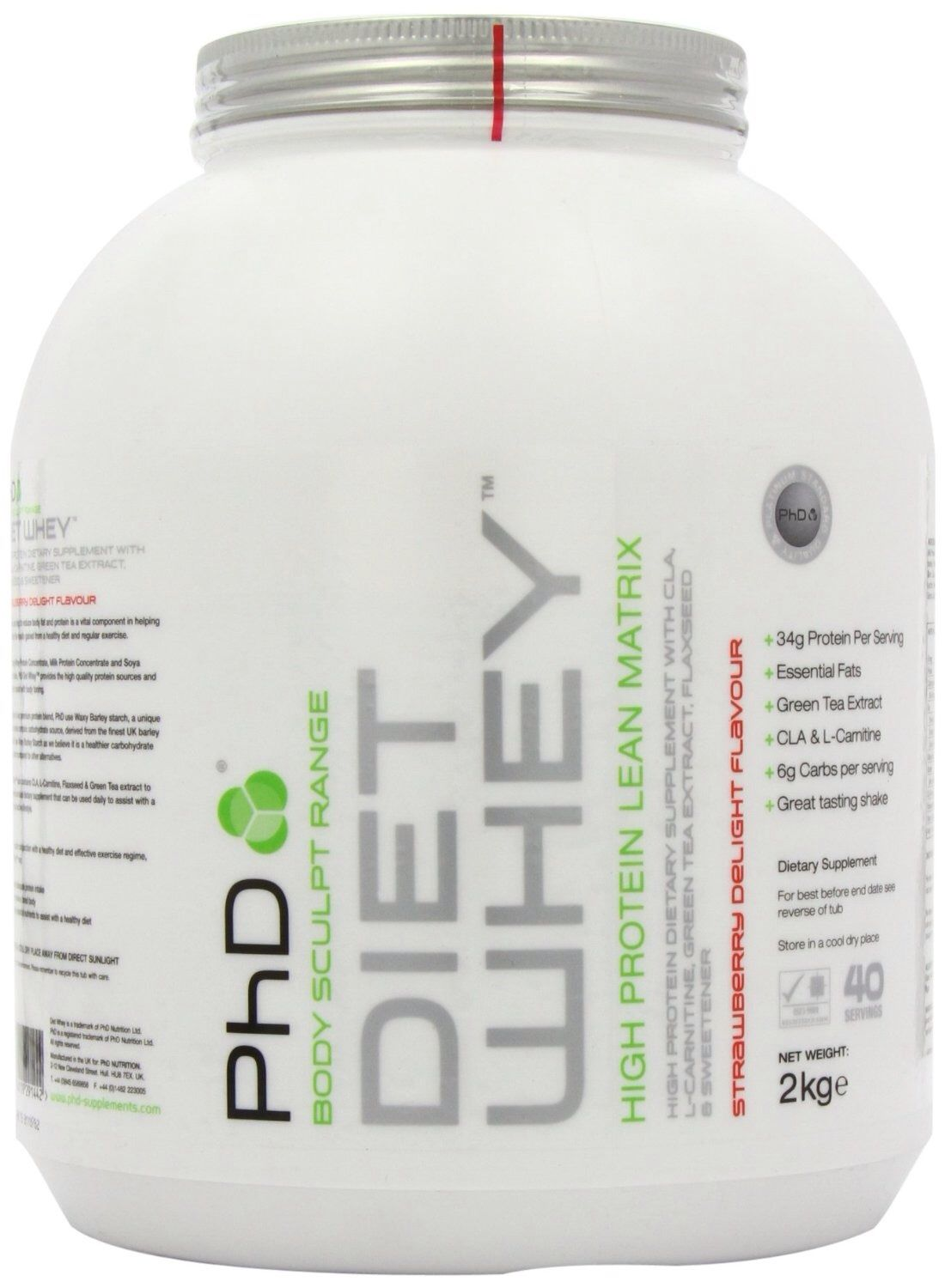 Diet Whey Protein Phd Review