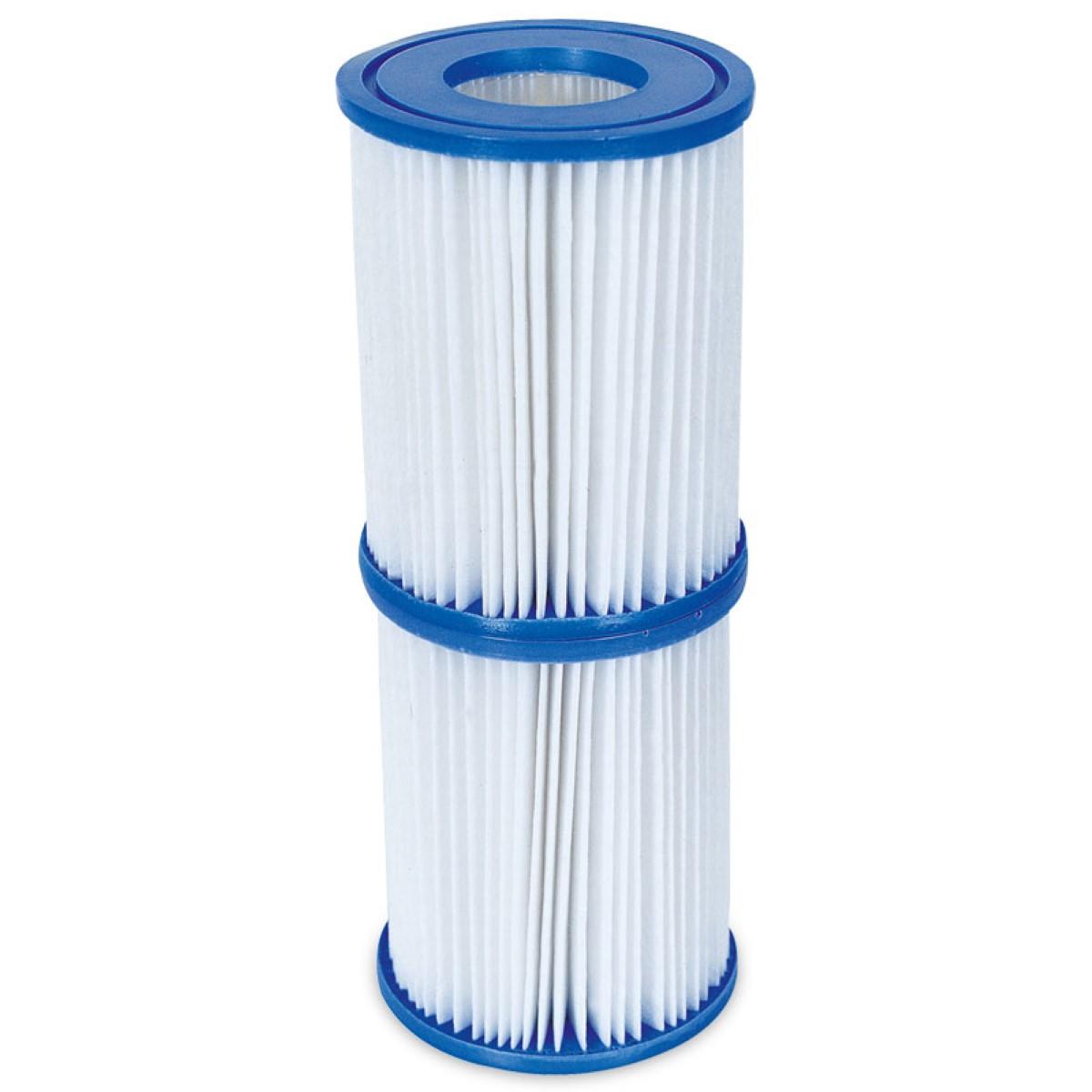 Bestway Filter Cartridge Size 2 Lay Z Spa Swimming Pool Filter Cartridges Ebay