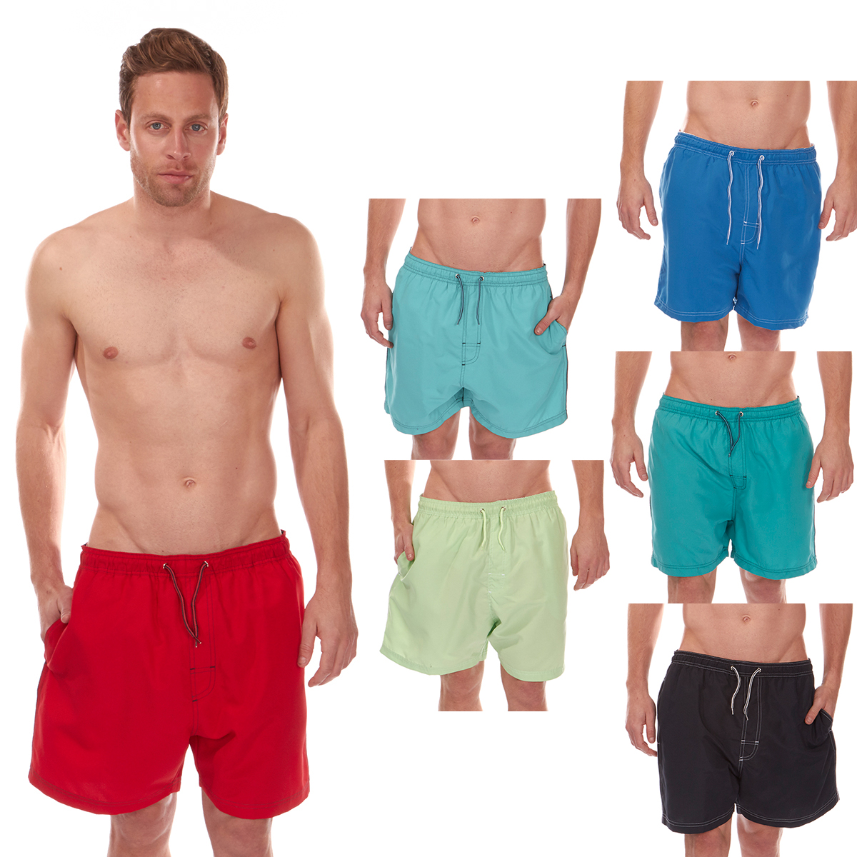 *Please note: The UDT swim shorts run small. Most people find that they prefer the next size up from their normal waist size. The distinctive cotton, almost-too-short-for-comfort shorts have been the 5/5(16).