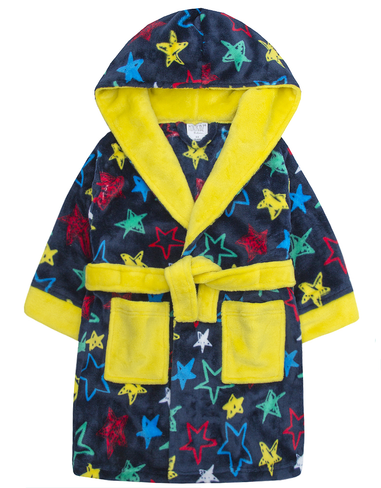 Star Dressing Gown