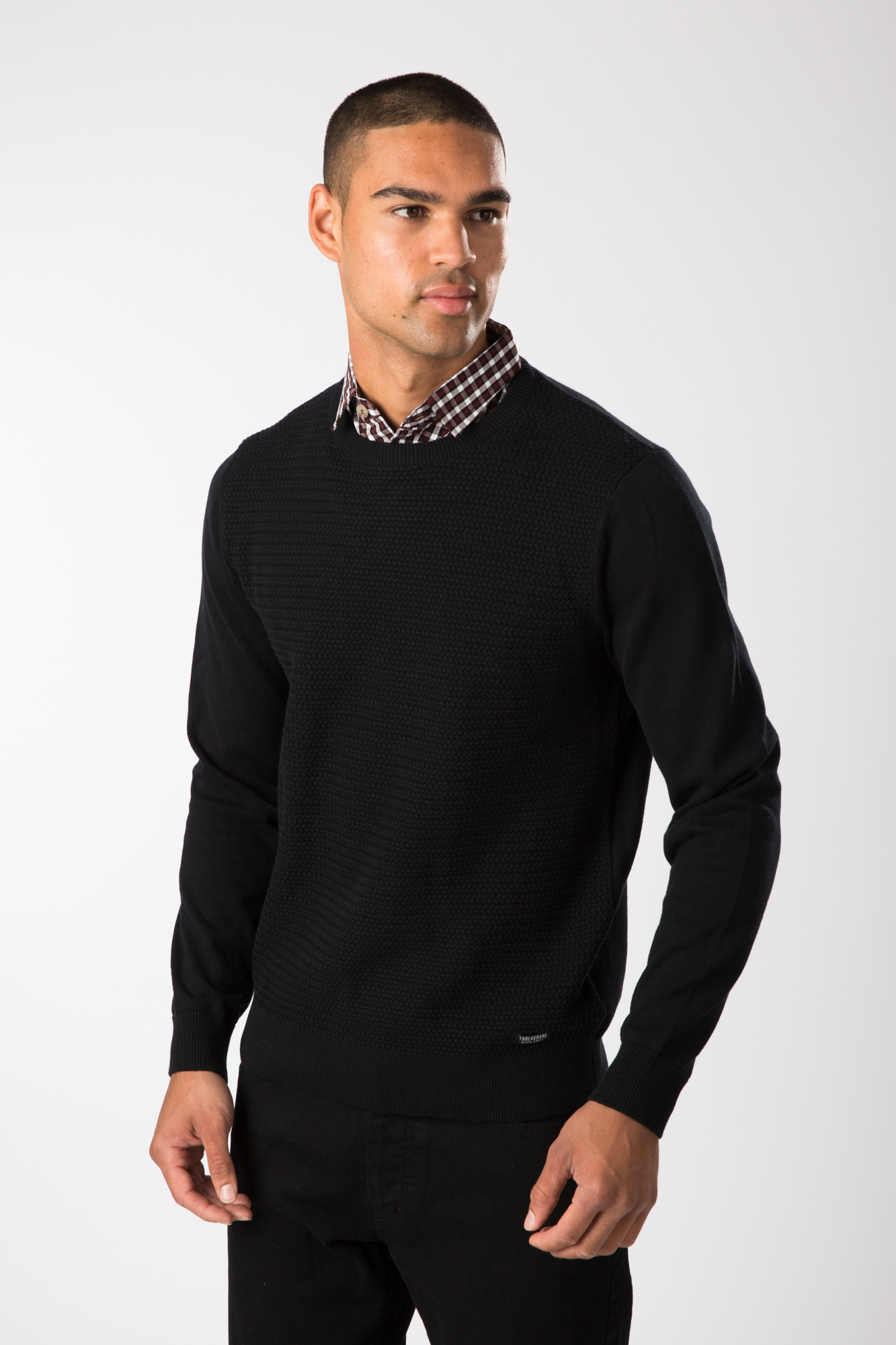 When the temperatures start to fall, a men's sweater adds a crucial layer of comfort and style. Sears has a wide selection of sweaters that are just right for any occasion. A sophisticated V-neck sweater with an argyle pattern and ribbed trim is versatile enough for any outfit.